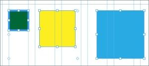 Как выравнять объекты в Adobe Muse-6
