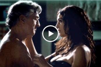 Очень красивый клип с Моникой Белуччи и Робертом де Ниро — «Поздняя любовь». Эмоции зашкаливают!