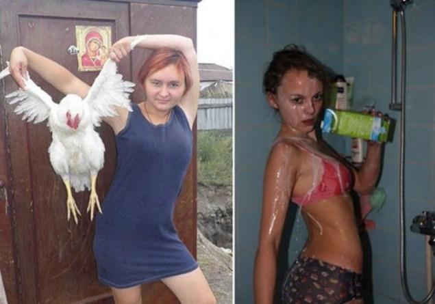 18 фото уверенных в себе людей, которые не знают что такое Стыд!