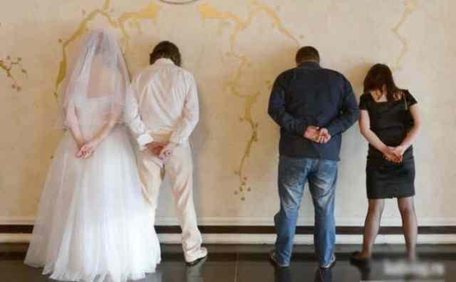 30 Убийственных Свадебных Фото, от Которых Хочется Плакать и Смеяться