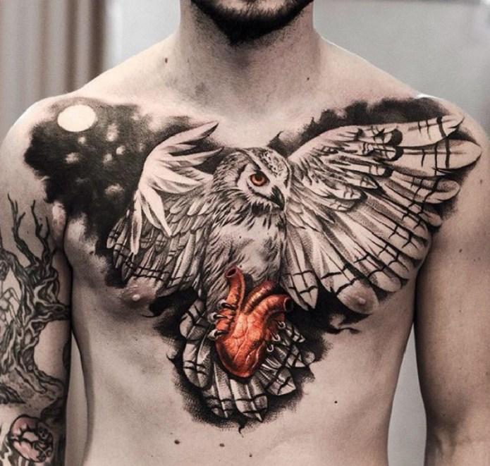 25+ Самых Безумных Татуировок, Которые Поражают Воображение