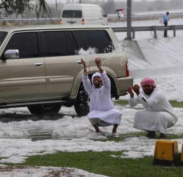 Такое возможно только в Дубае! 19 странных снимков, которые ввели меня в ступор