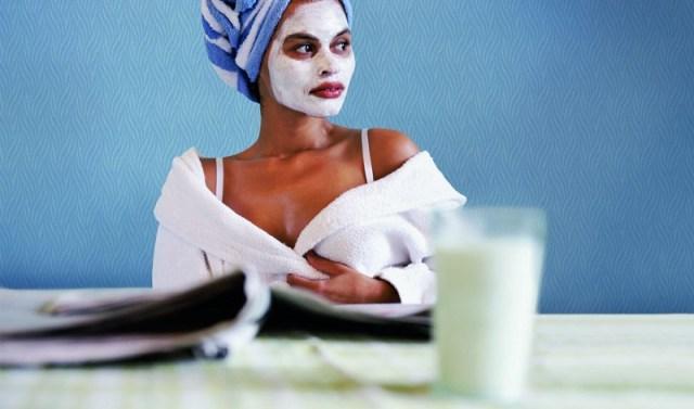 Сделай маску вечером, и утром ты застынешь перед зеркалом! Где же морщинки…