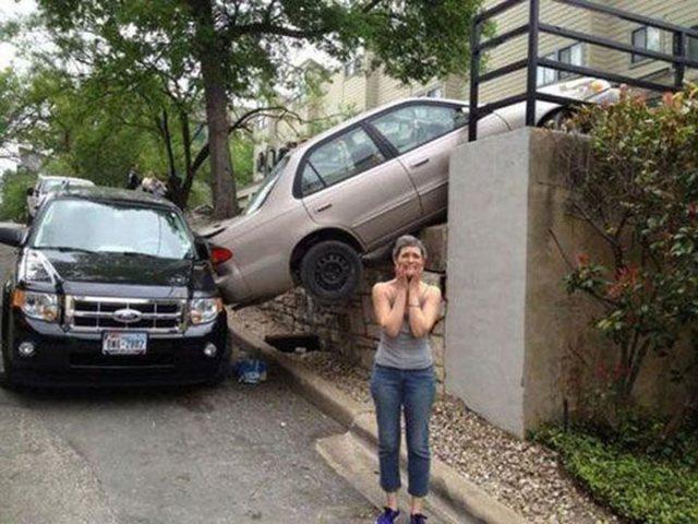 16 девушек, которых ни в коем случае нельзя было пускать за руль