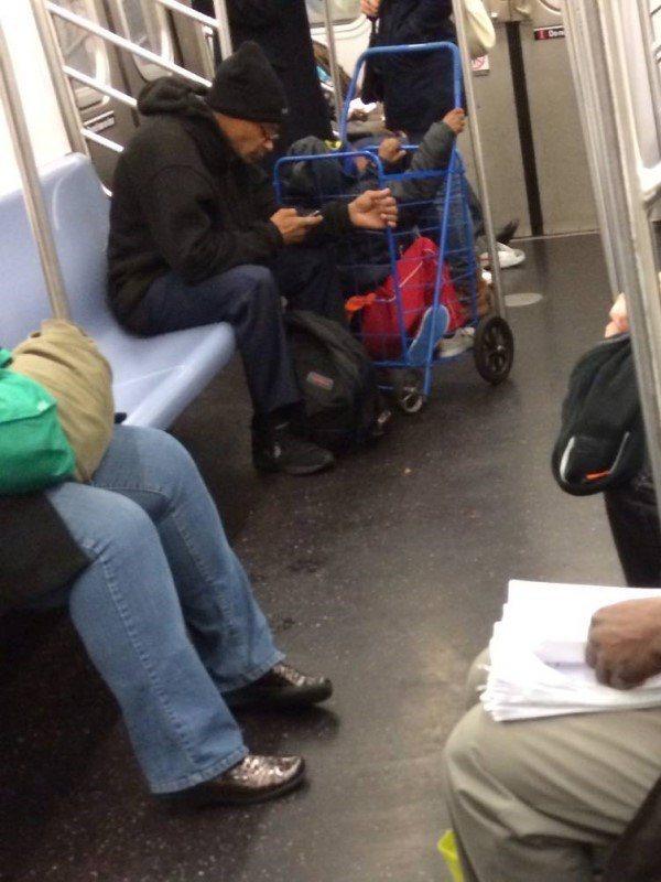 15+ Людей, Которых Можно Встретить Только В Общественном Транспорте