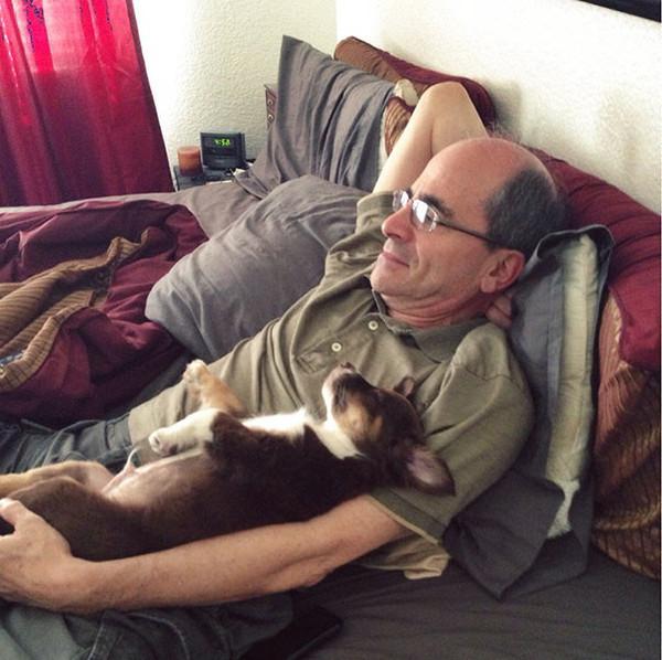 Отцы, которые запрещали приводить в дом «эту чертову собаку»