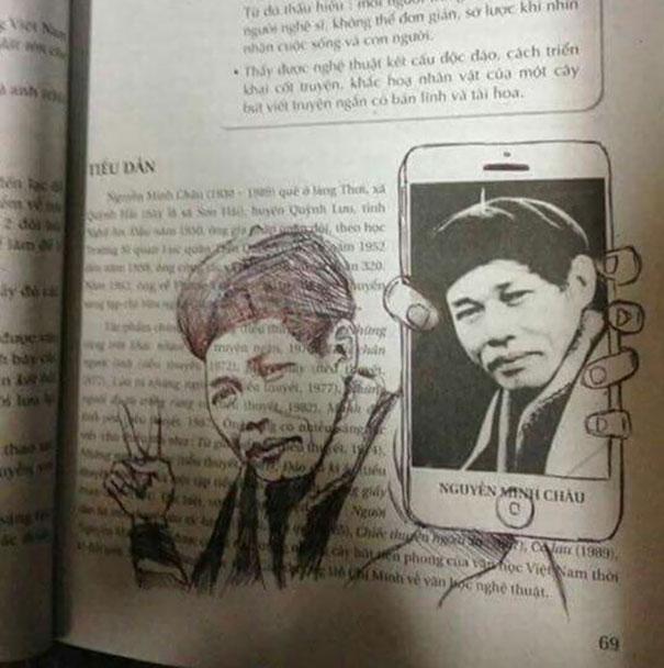 30 примеров гениального вандализма в школьных учебниках