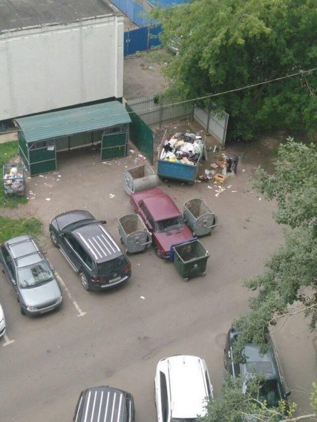 Наглядно и доходчиво: как мстят автомобилистам