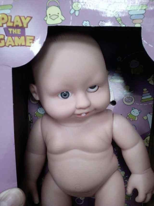 20 случаев, когда создатели игрушек были немного не в себе