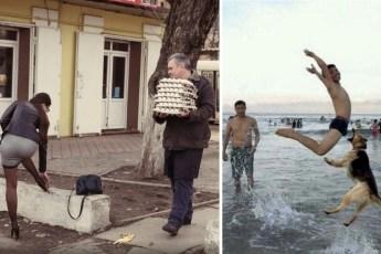 23 эпических фото, сделанных за несколько секунд до настоящей катастрофы