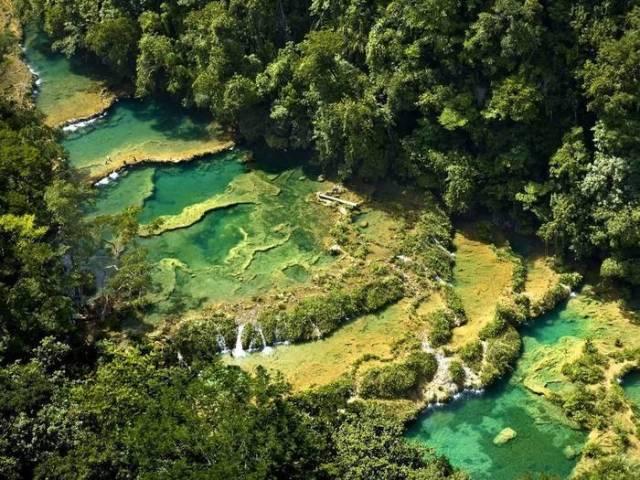 20 удивительных мест со всего света, которые пока не облюбовали туристы