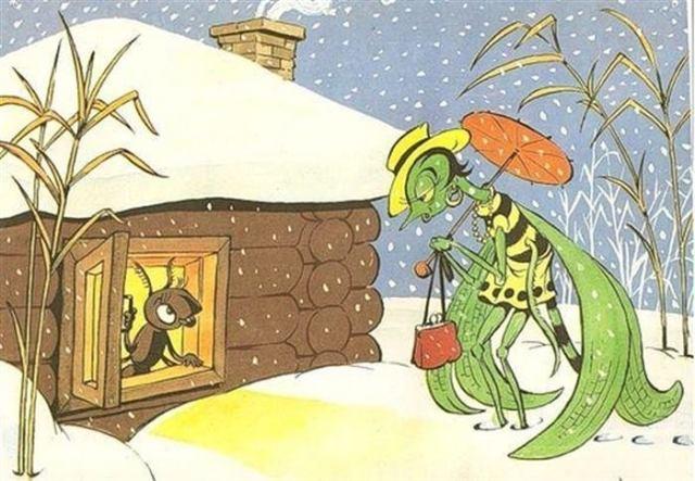 "Сочинение ""Стрекоза и муравей"" — хит интернета!"