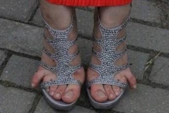 Уникальная обувь! Такую не каждому дано носить