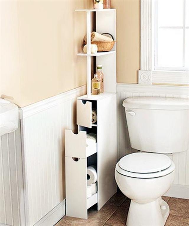 Идеи дизайна для маленькой ванной комнаты