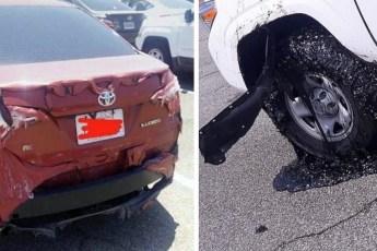 Вот что может случиться с машиной во время летней жары