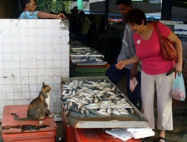Все что происходит на рынке, то остается на рынке