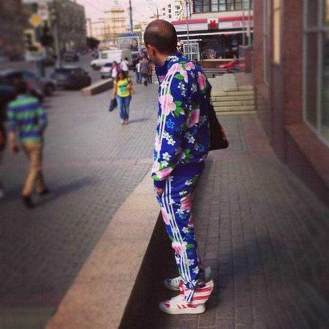 Нелепая мода и ее последователи