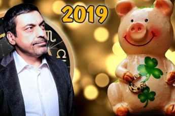 Что ждать в новом 2019 году каждому знаку зодиака? Гороскоп от Павла Глобы