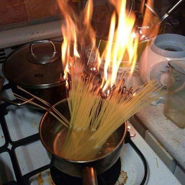 Кулинарные провалы, которые поразили даже их приготовивших