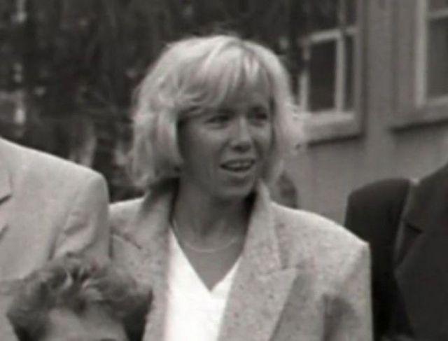 Даже в молодости Брижит Макрон не была красавицей ! Вот ее ранние фото
