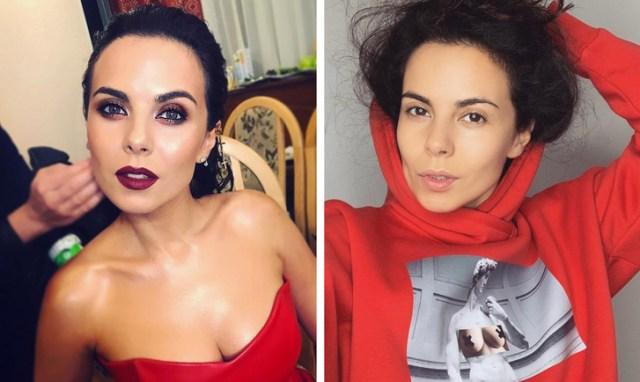 Известные женщины, которые не боятся показать себя без макияжа