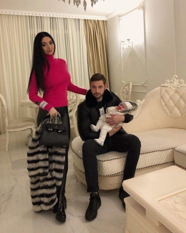 Как выглядит дочь самой красивой грузинской пары