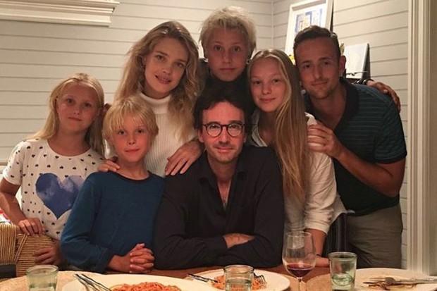 Дочь Натальи Водяновой уже стала красивее мамы