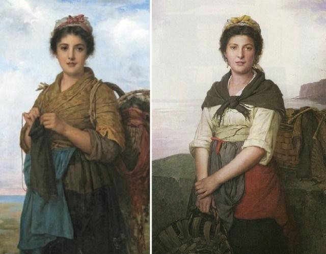 Известные картины, на которые нагло сделали плагиат