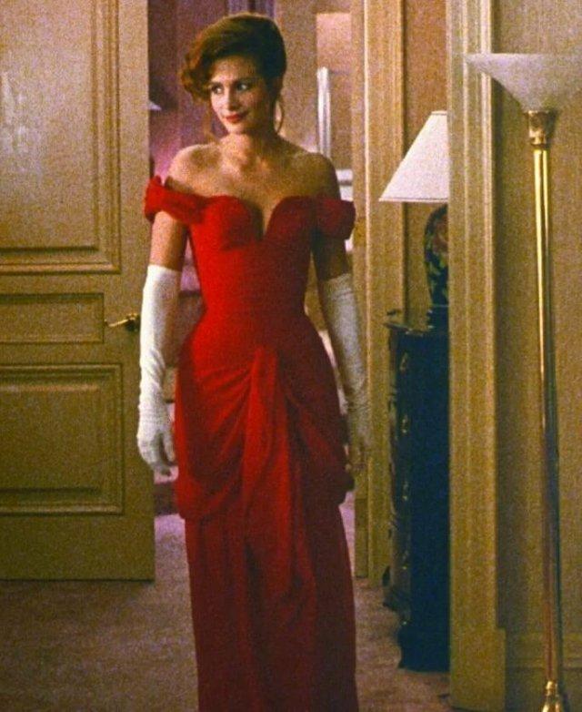 Легендарные платья актрис прошлого века, которые навсегда стали их визитными карточками