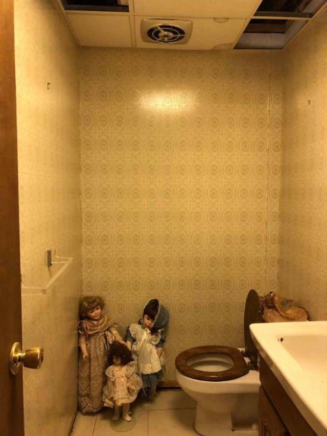 Туалеты с угрожающей аурой, которыми вы не рискнете пользоваться