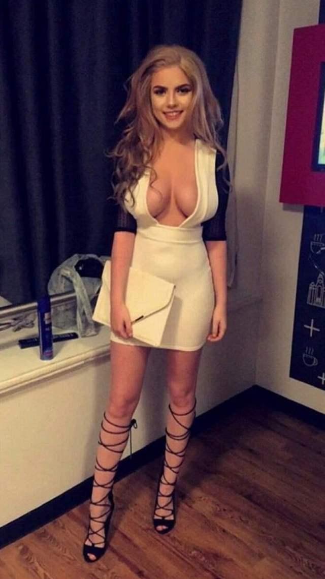 Дерзкие наряды девушек, которые не могут не привлечь внимание