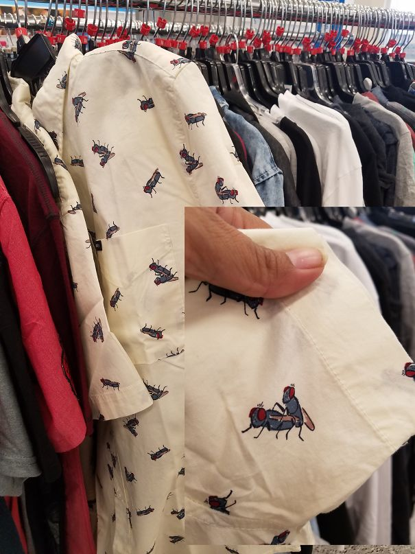 Забавные случаи и откровенные приколы с одеждой