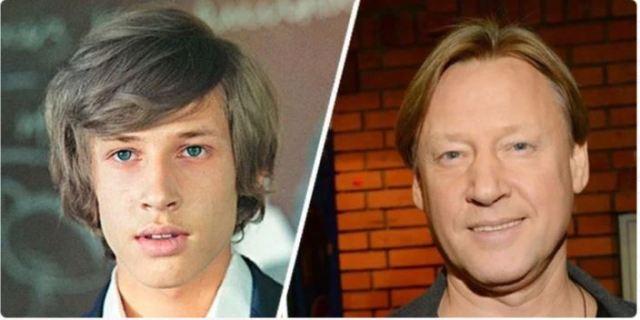 """""""20 лет спустя"""" - как выглядели наши любимые актеры в своих первых фильмах"""