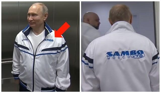 Цена спортивного костюма Путина удивила соцсети. Но вы такой себе не сможете купить