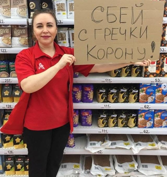«Да здравствует гречка!» Почему именно эта крупа так популярна у нас в кризис