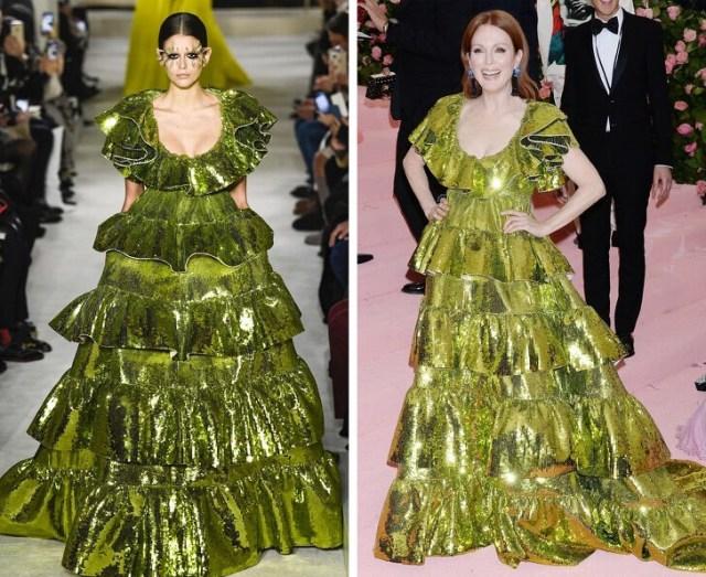 """""""Лучше, чем на моделях"""": Женщины, которые превзошли моделей в известных платьях"""