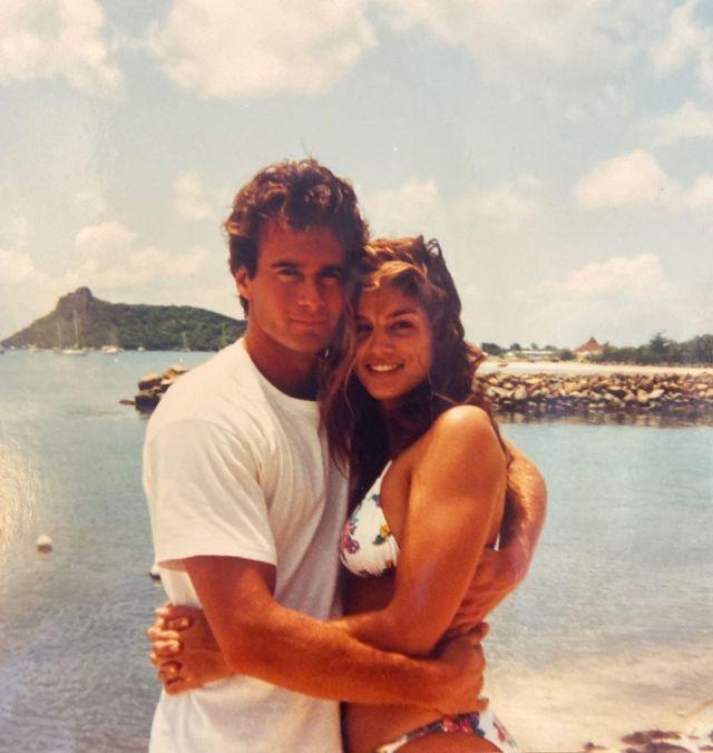 25 лет отношений - как выглядела красивейшая пара в начале их отношений