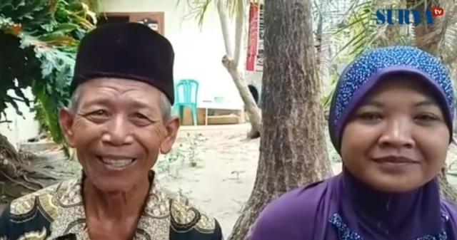 70-летний старик женился на молодой девушке отдав за неё скромный выкуп, всего 5$