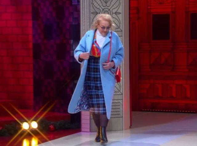 """""""Это не я, это какая-то баба"""" - Брыльска недовольна работой стилистов Модного Приговора"""