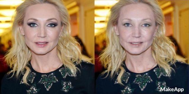 """""""Разоблачение"""": Как бы выглядели женщины, если с их лица убрать макияж"""