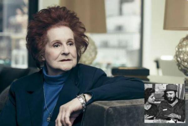 «Любимая женщина диктатора». Как сложилась жизнь Мариты Лоренц