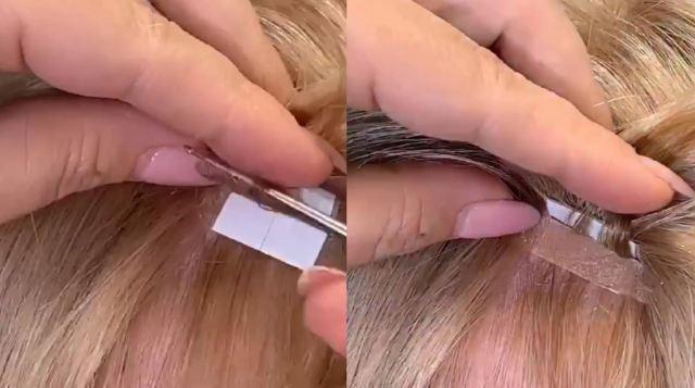 Мастер спас внешность лысеющей женщины, вернув ей волосы, красоту и уверенность в себе