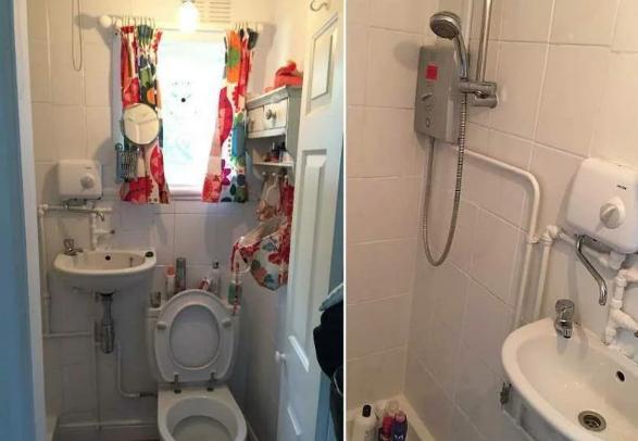 В Лондоне продают квартиру за 300 тысяч долларов, но ее размер всего 10 кв.м.