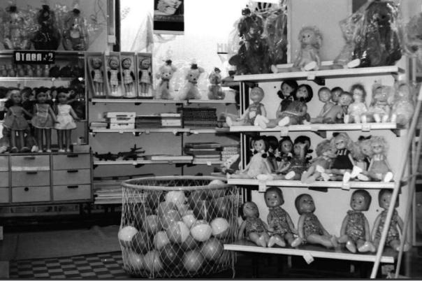 Такого больше не будет. Что же продавали в советских магазинах?