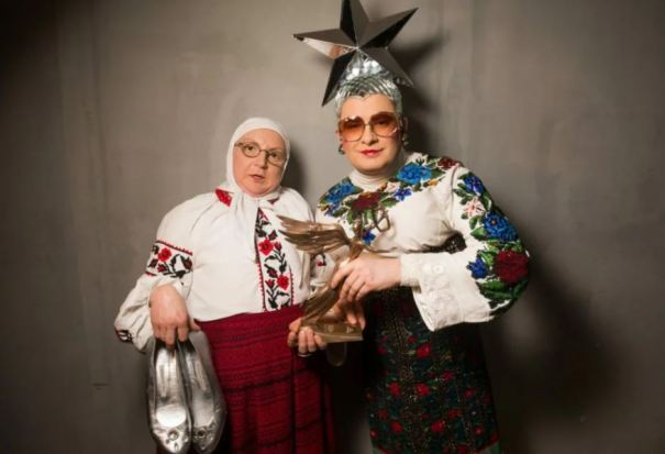 Любит постарше. В Сети появились редкие фото возлюбленной Андрея Данилко