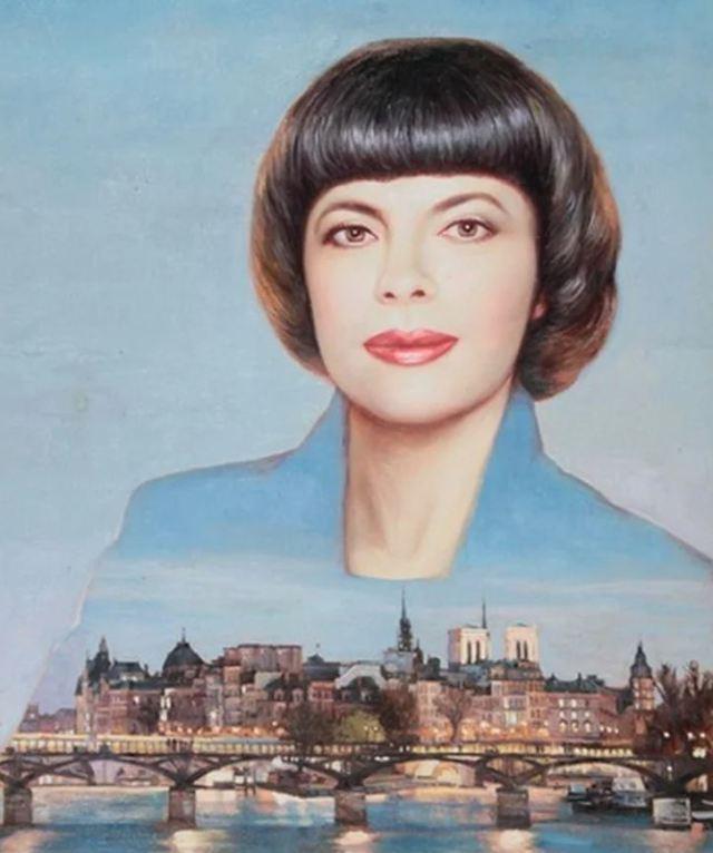 Примитивно и безвкусно: портреты известных женщин кисти самого Никаса Сафронова