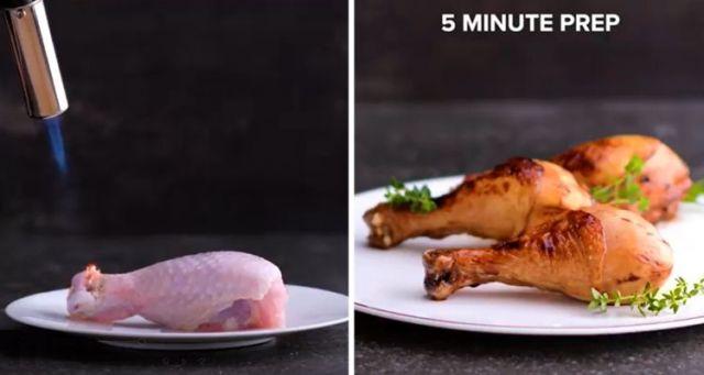 На самом деле несъедобно. Как создают еду для рекламы и реализации товара