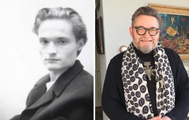 Уже старики. Как выглядели знаменитые личности в молодости или до славы