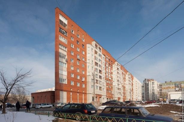 Необычные архитектурные здания России, которые хочется рассматривать