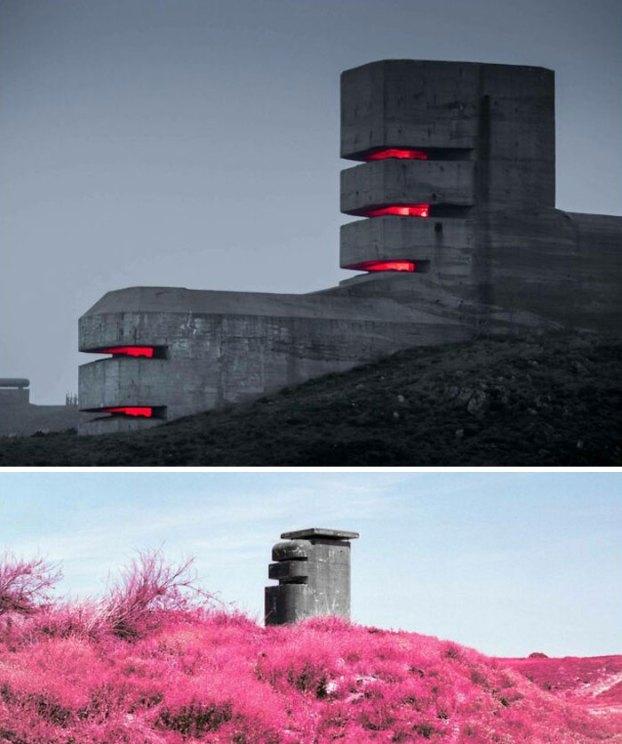 Загадочные и фантастические здания, которые существуют в реальной жизни